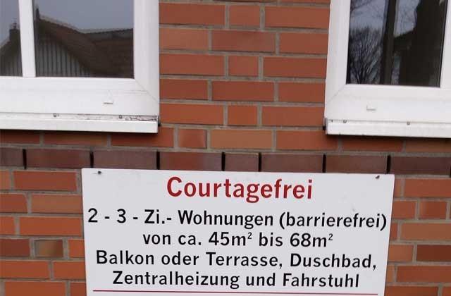 Wohnung courtagefrei